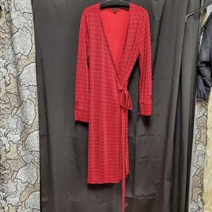 Ann Taylor wrap dress.